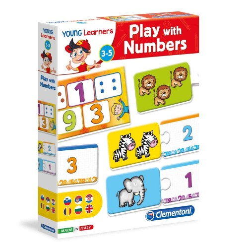 Young Learners Numbers