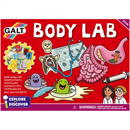 Galt - Body lab