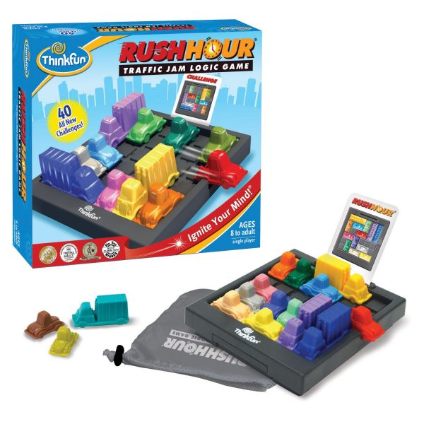ThinkFun – Rush Hour Game