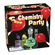 ScienceWiz Crazy Chemistry Party Kit