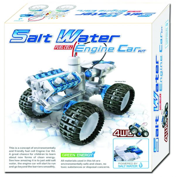CIC - Salt Water Engine Kit
