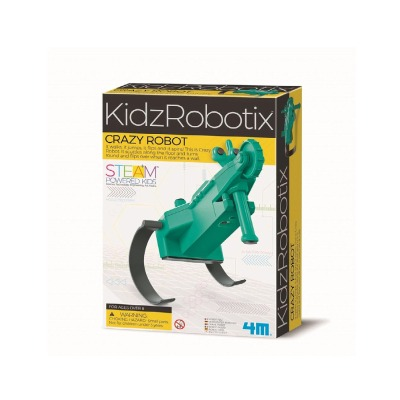 4M Crazy Robot