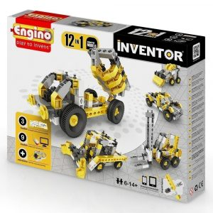 ENG Inventor - 12 Models of Industrial