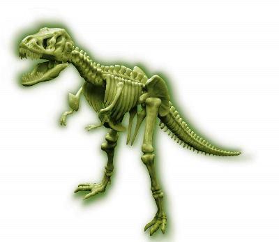 4M Tyrannosaurus Rex Dinosaur DNA
