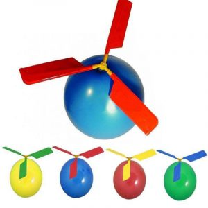 Balloon aircraft balloon helicopter