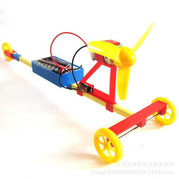 DIY Racing car F1 Air power