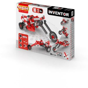 ENG Inventor - 16 Models of Motorbikes
