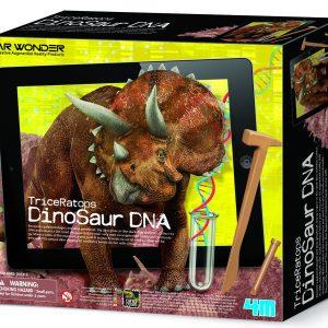 4M Triceratops Dinosaur DNA