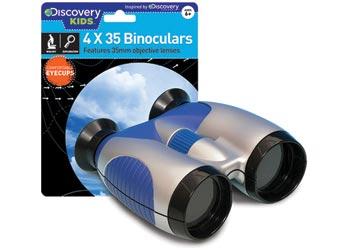 Discovery Kids - 4 x 35 Binoculars