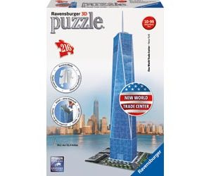 Ravensburger - One World Trade Centre 3D Puzzle