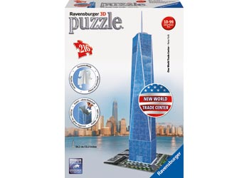 Ravensburger – One World Trade Centre 3D Puzzle