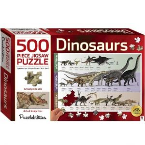 Dinosaurs Jigsaw – 500 pieces