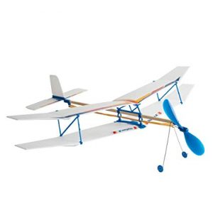 Rubber band plane