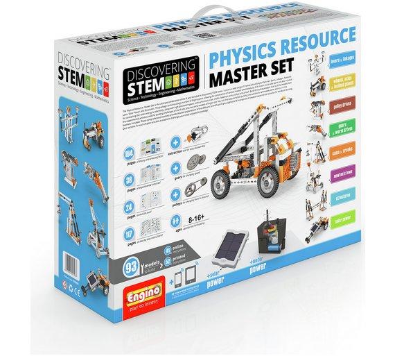 Engino STEM Physics Master Set