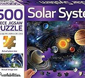 Solar system Jigsaw - 500 pieces