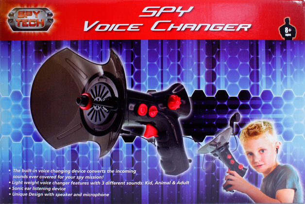 SPY Tech – Spy-on Voice Changer