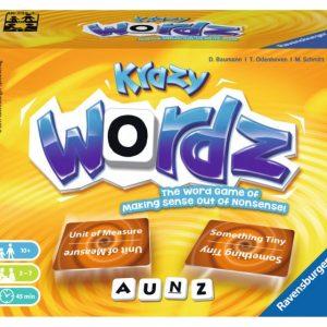Ravensburger-Krazy words game