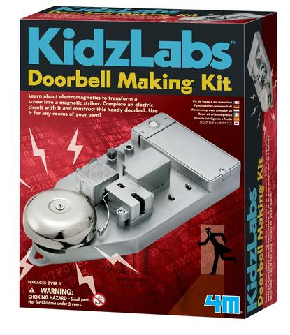 4M-Doorbell Making kit