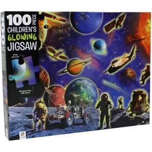 100 piece Children's Glowing Jigsaw
