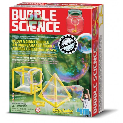 4M – Kidz labs Bubble Science