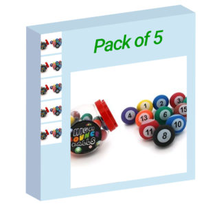 Bouncy Balls - Pack of 5