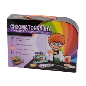 Chromatography & Solubility Experiment kit