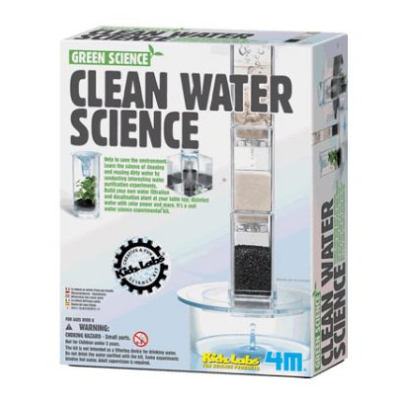 4M - Green Science: Clean Water Science