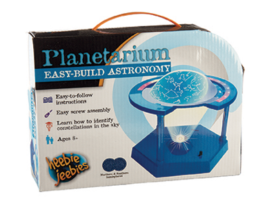 Planetarium easy build