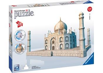 Ravensburger Taj Mahal 3D Puzzle 216pc