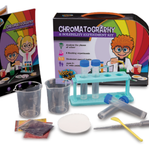 Chromatography & Solubility Experiment kit