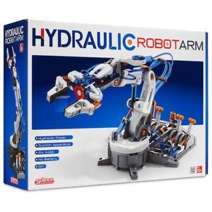 CIC - Hydraulic Robot arm