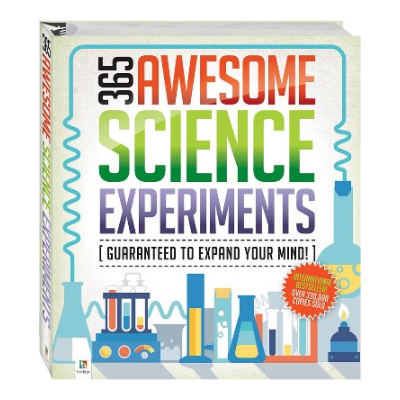 365 Awesome Science Binder