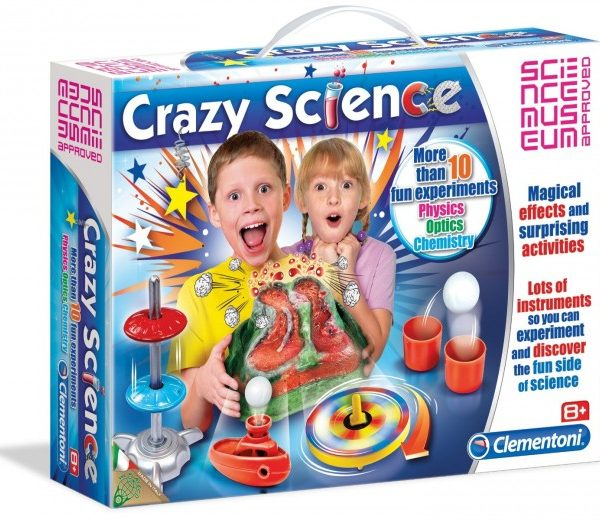Crazy Science Toys