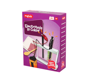 Electrolysis in Colour Science Kit