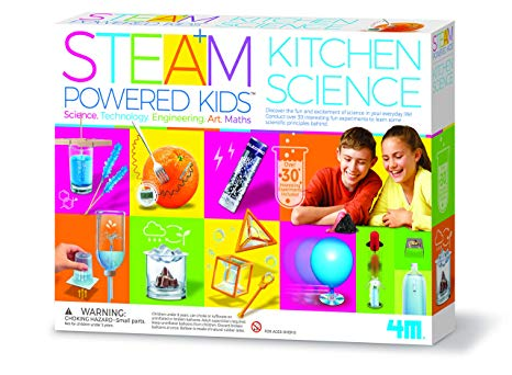 4M STEAM Deluxe Kitchen Science