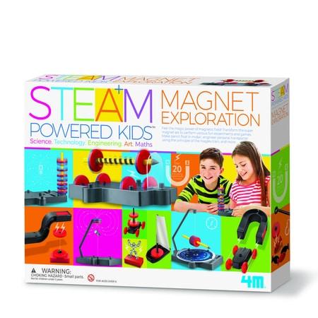 4M STEAM Powered kids - Magnet Exploration