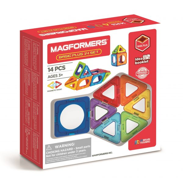 Magformer Basic Plus 14 (inner circle)