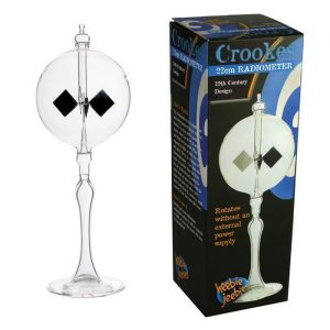 Crookes Radiometer 18cm