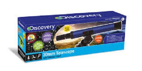 Discovery Kids – 30mm Explorer Telescope