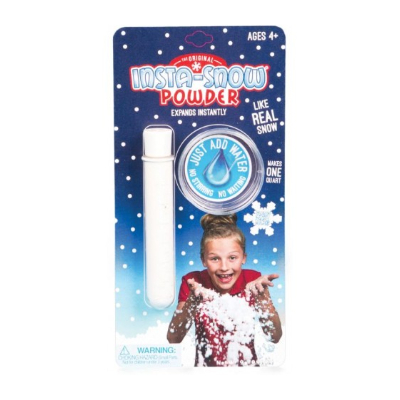 Grow Snow Blister Card