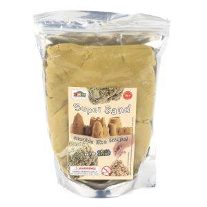 Super sand 500gms resealable bag (sand color)