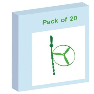 Spiral Pop top - Pack of 20