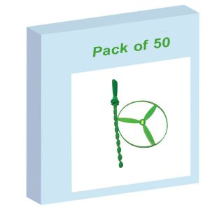 Spiral Pop top - Pack of 50