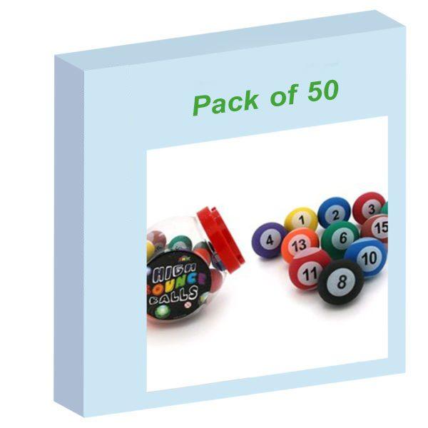Bouncy Ball 45mm - Pack of 50