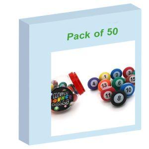 F1 Racing car - Pack of 50