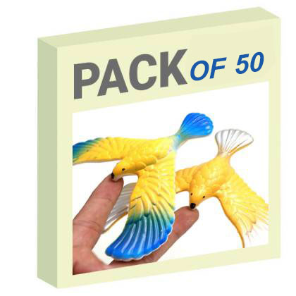 Balance Bird - Pack of 50