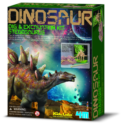 4M – Dig a Dinosaur – Stegosaurus