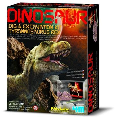 4M - Dig a Dinosaur T-Rex