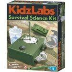 4M - Kidzlabs Survival Science Kit