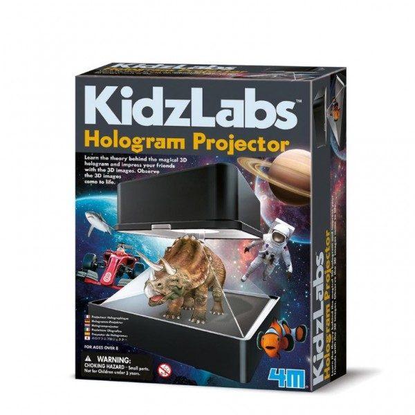 4M - Kidzlabs Hologram Projector